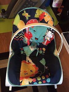 EXCELLENT CONDITION FISHER PRICE BABY TO TODDLER ROCKER
