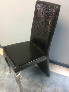 Almost new chairs Clayton South Kingston Area Preview