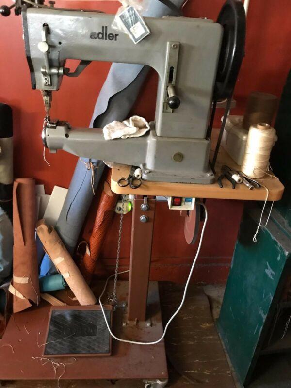 Adler sewing machine industrial