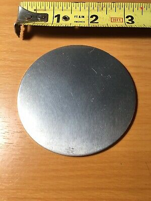 2.95 Diameter 5pcs Aluminum Plate Round Circle Disc .090