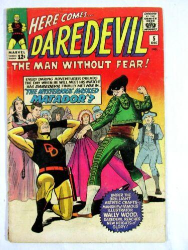 Daredevil #5 1st Matador
