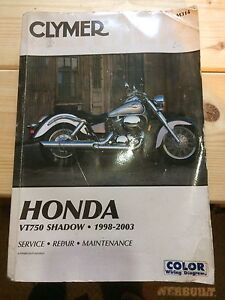 Honda Shadow Repair Manual
