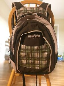 School backpack for girl