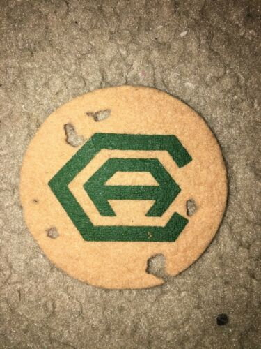 Boy Scout BSA Camp Agawam Felt Moth Holes Clinton Valley Michigan Council Patch