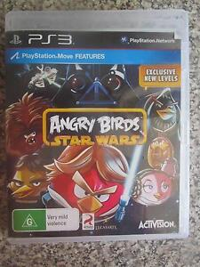 Angry Birds Star Wars For PS3 Campbell North Canberra Preview