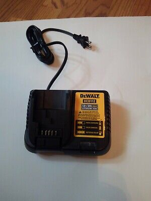 Dewalt Dcb112 12v 20v 60v Battery Charger Oem - New