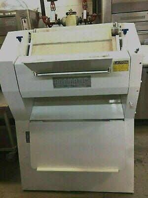 Production Bread Baguette Molder System Adamatic Model 52850000 White 60 Hz