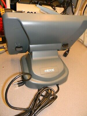 Micros Ws5ws5a Stand Pn 400825-001 Pos System Stand