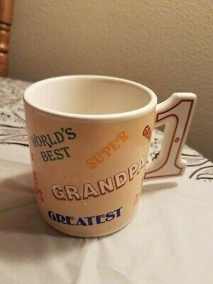 - Russ Grandpa Number 1 Mug Best Greatest Tops Korea