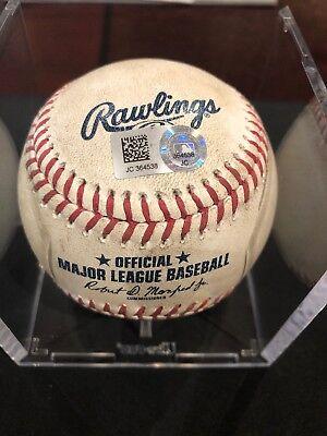 Sports Mem, Cards & Fan Shop Kyle Davies Auto Signed Autograph Rawlings Mlb Baseball Good Heat Preservation