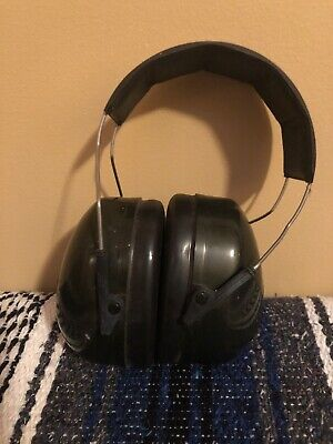 3m Peltor H7a Deluxe Ear Muffs Noise Reduction