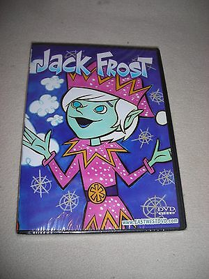 CHRISTMAS DVD - JACK FROST -NEW-COLOR CARTOON for sale  Plano