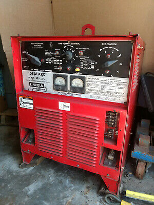 1 Used Lincoln Idealarc R3s-325 Arc Welder Make Offer