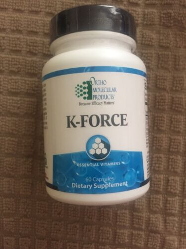 ortho molecular products K-Force 60 Capsules