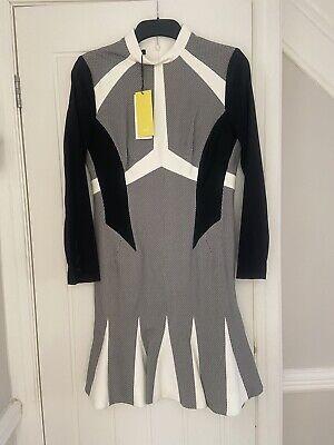 Black/white Karen Millen Dress Size 14