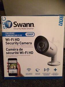 Swann HD 1080p wifi security camera