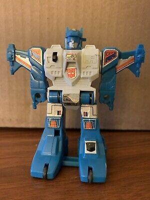 Transformers G1 Topspin Action Figure Autobot Jumpstarter No Box 1984 Gen One
