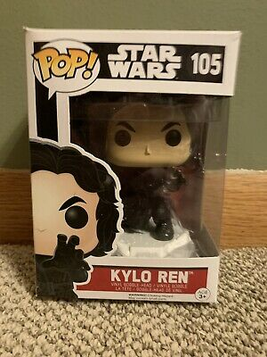 Star Wars The Force Awakens - Kylo Ren FunkoPop