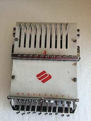 Melco Emt 104t Embroidery Systems Needle Case