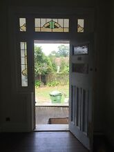 Victorian / Federation Leadlight entry way and door Croydon Burwood Area Preview