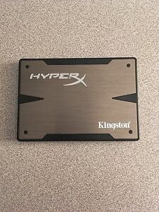 Kingston HyperX 120GB SSD
