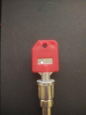 Gumball/Candy Machine Lock And Key. LYPC, 1800 Vending, Ssf, V-Line, Rhino.