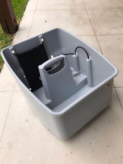 SeaDoo Jet Ski Front Storage Tub, for 3 Seater Wakeboard Ed.