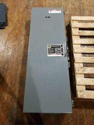 Square D Lx-600-awk Circuit Breaker Enclosure 600vac 400 Amp Lcl36400 Can Ship