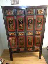 Antique Chinese cupboard. Chatswood West Willoughby Area Preview