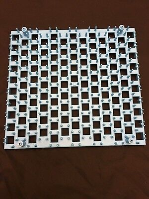 Quail Egg Tray For Cabinet Incubator. Holds 124 Eggs - New World Quail Krc-124