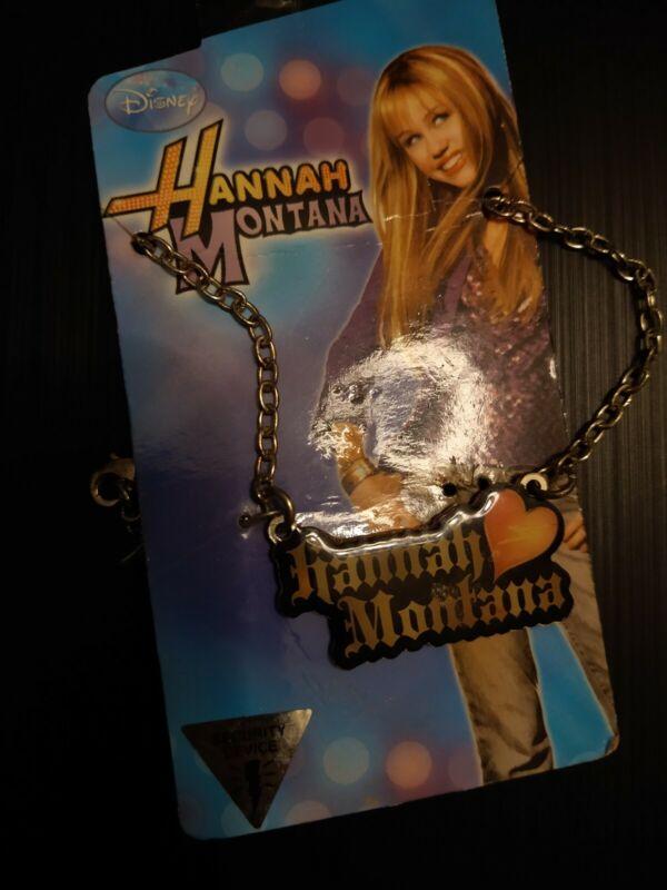 Disney Hannah Montana Metal Necklace