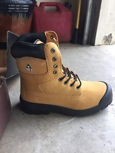 Work Boots Size 10 - New