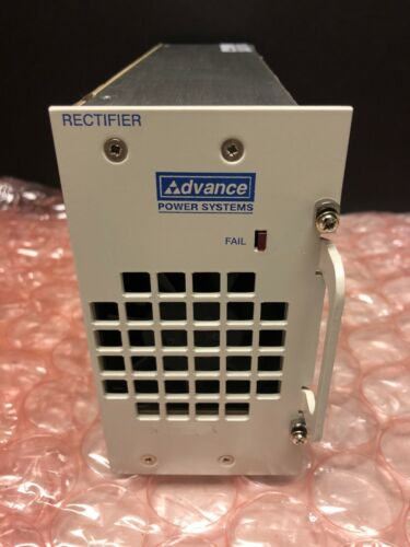 ADVANCED POWER SYSTEMS PEREGRINE TWF0400H5404 Rectifier