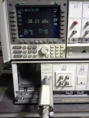 Hp 8484a Rf Power Sensor 18 Ghz Tested -70 Dbm To -20 Dbm Hp436a 437a 438a