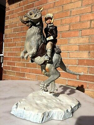 STAR WARS HAN SOLO ON TAUNTAUN LIMITED EDITION STATUE GENTLE GIANT NEW - NO BOX segunda mano  Embacar hacia Argentina