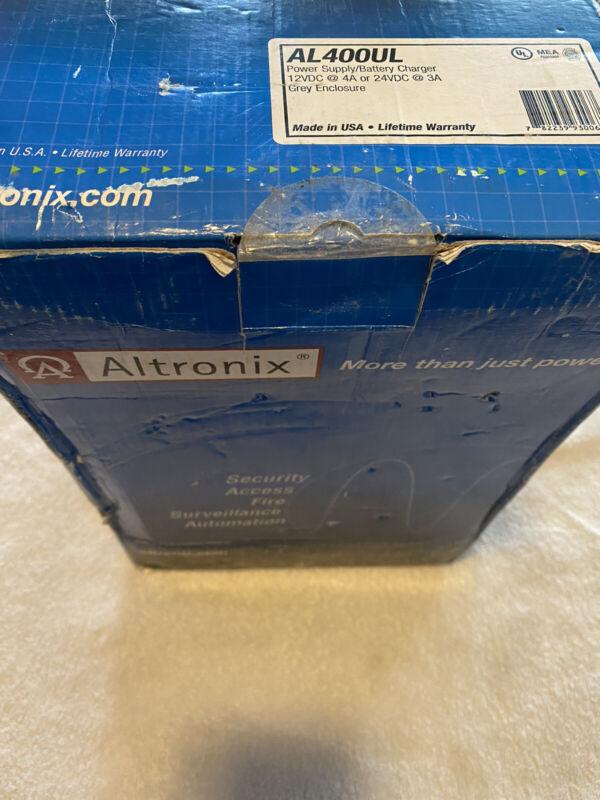 Altronix Power Supply AL400UL