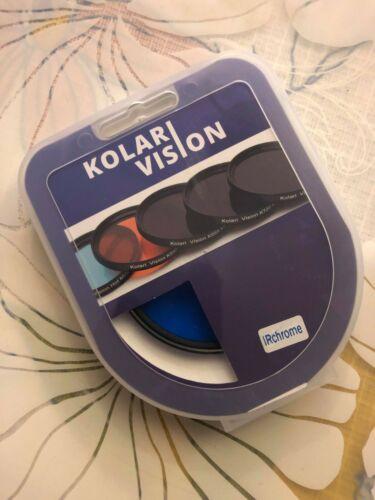 Kolari Vision IR Chrome Infrared Lens Filter (Barely Used): Aerochrome Look