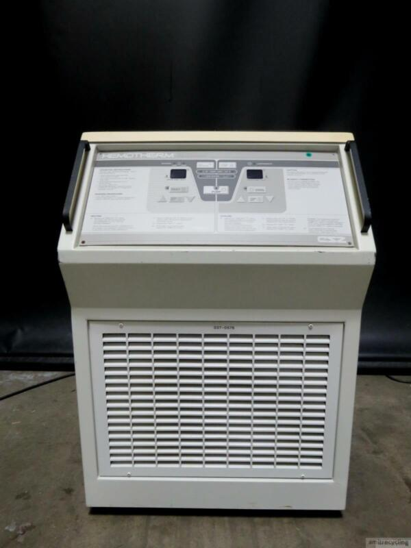 Cincinnati CSZ Hemotherm 400MR Heater/Cooler Temperature Control System 115V