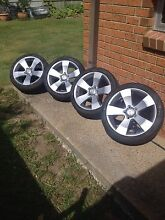 VZ CV8 MONARO rims Caboolture South Caboolture Area Preview