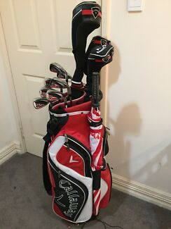 Callaway Full Set Razor X Golf Clubs - Right Handed
