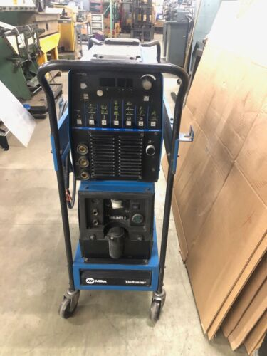 Miller Dynasty 300DX Welder