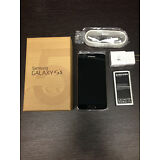 New In Box Samsung Galaxy S5 SM-G900T Black T-Mobile Smartphone