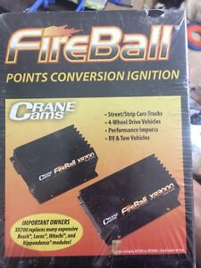 ** BRAND NEW ** Crane Cams Fireball Points Conversion Ignition