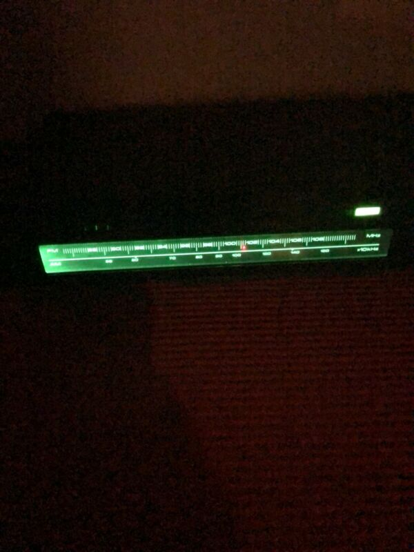 Pioneer Stereo Tuner Tx-530