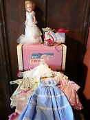 Vintage Hard Plastic Doll Lot