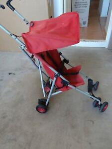 Mothers Choice Stroller with shade shelter Brassall Ipswich City Preview