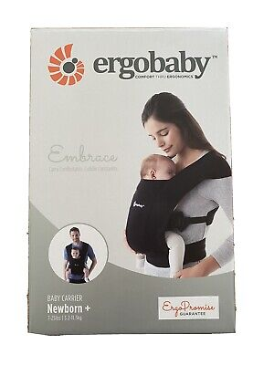 Ergo Baby Embrace Carrier Black