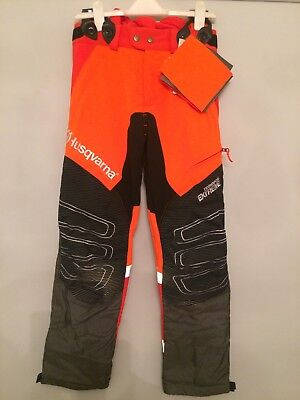 Husqvarna Technical Extreme Chainsaw Trousers Brand New In Box (Size S) Type A