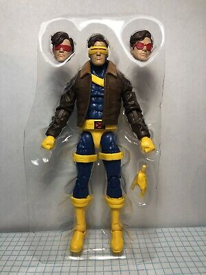 Marvel Legends Cyclops Loose Complete from Jean Grey 3 Pack