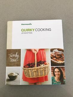 Thermomix - Quirky Cooking by Jo Whitton - $40 cash